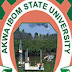 Pristine!: AKWA IBOM STATE UNIVERSITY REALEASE THE FIRST BATCH OF ADMISSION