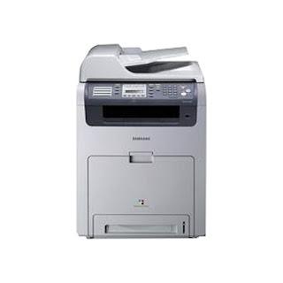 Samsung CLX-6200FX Color Laser Multifunction Printer