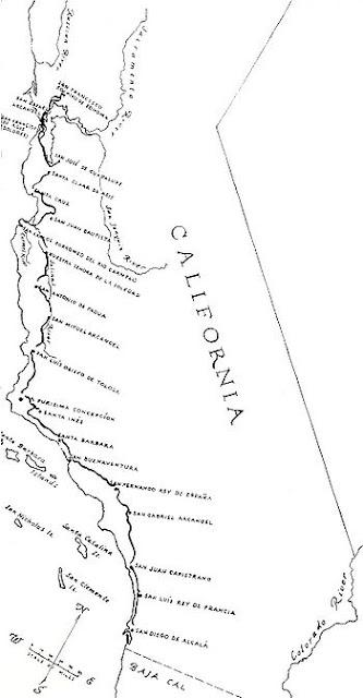 * Chic Provence *: Mission Style Circa 1790 in California
