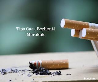 Tips Berhenti Merokok Bagi Anda Yang Sudah Kecanduan