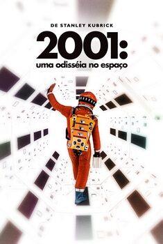 2001: Uma Odisséia no Espaço Torrent - BluRay 720p/1080p Dual Áudio