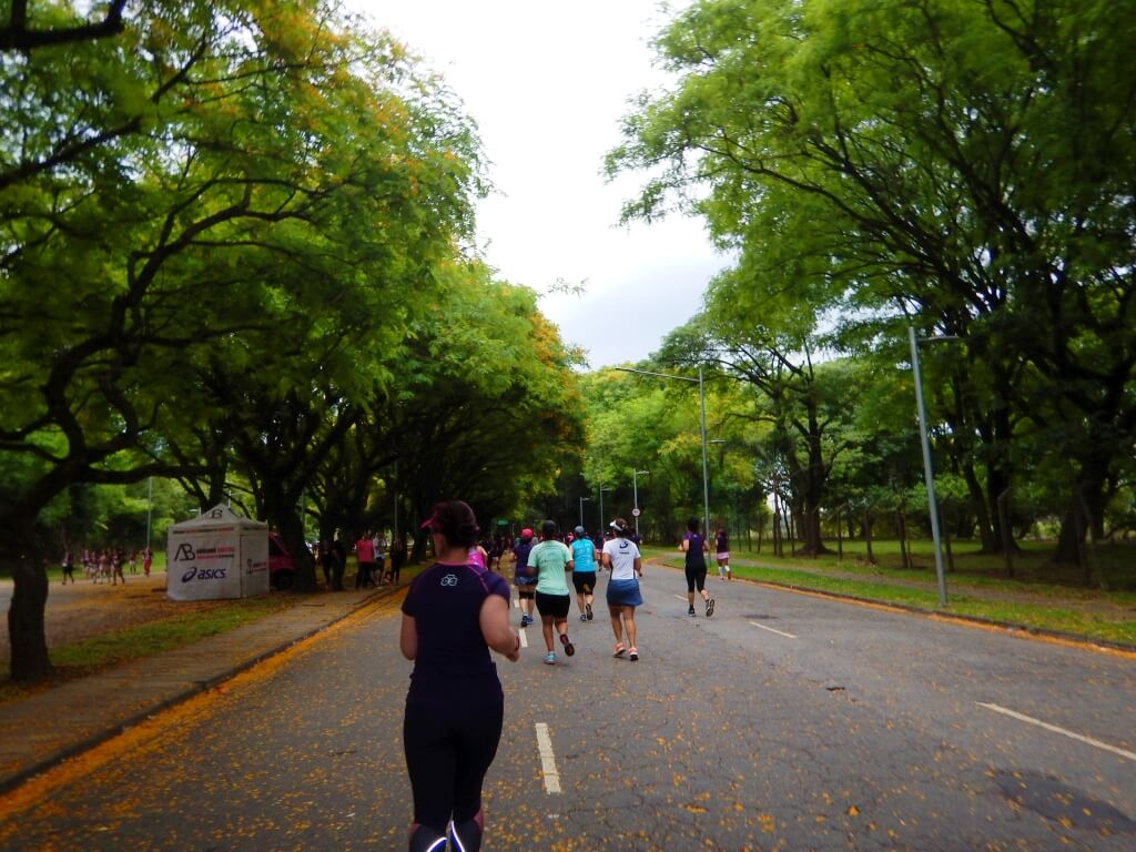 melhores lugares para correr em São Paulo