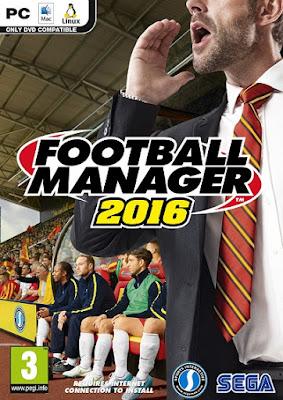 Football Manager 2016 Full indir - PC Sorunsuz