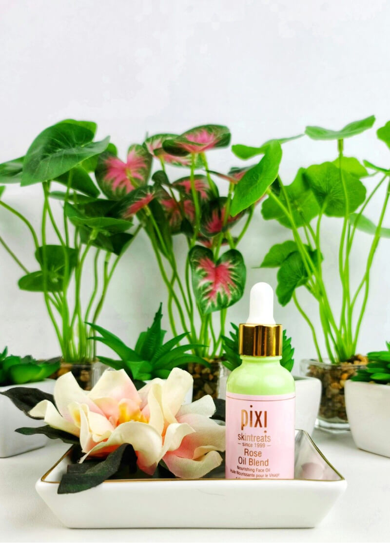 Pixi Skintreats Rose Oil Review 5