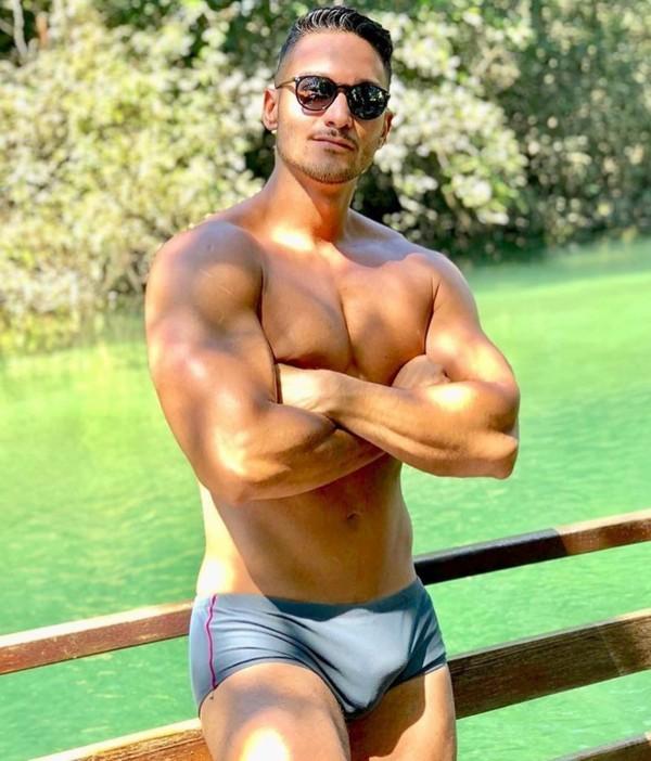 cueca Gay sunga de