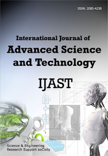 ijast International Journal of Advanced Science and Technology