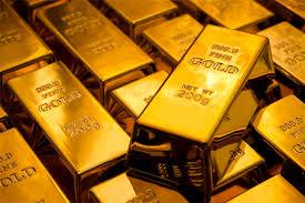 El oro cae