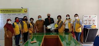 RSUD Rantauprapat Terima Bantuan APD Dari Lions Club' dan IDI