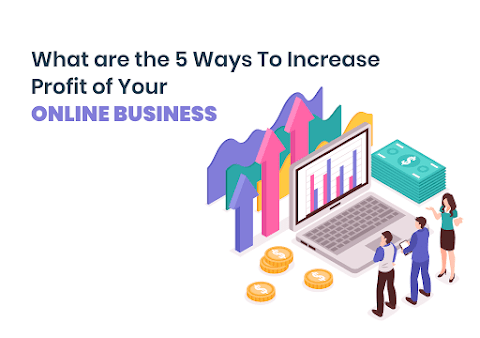 What are the 5 Ways To Increase Profit of Your Online Business?