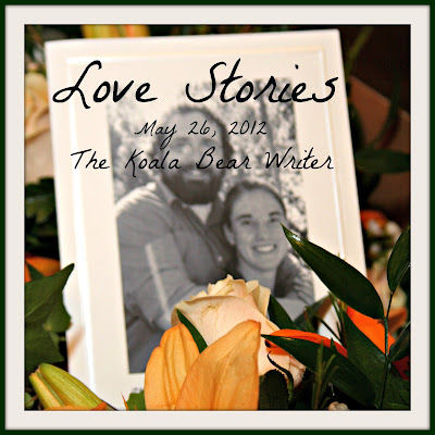 Love stories blog party hosted at the Koala Bear Writer