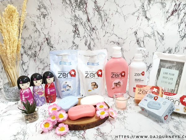 [Review] #ZENAntiBacterial Series