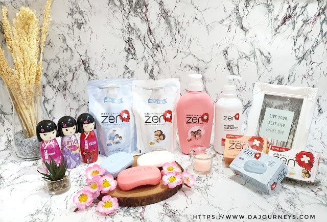 Review #ZENAntiBacterial Series