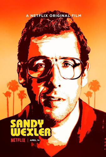 Sandy Wexler (Web-DL 720p Dual Latino / Ingles) (2017)