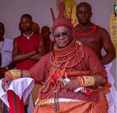 Edo: 'I Tried Reconciling Oshiomhole & Obaseki's Conflict' - Oba Of Benin Laments Failed Attempts