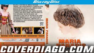 Mademoiselle Paradis Bluray - Maria paradis