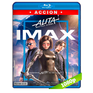 Battle Angel: La última guerrera (2019) BDREMUX HD 2160p Latino