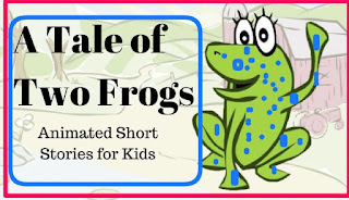 A LESSON FROM A FROG TALE | best moral story for everybody