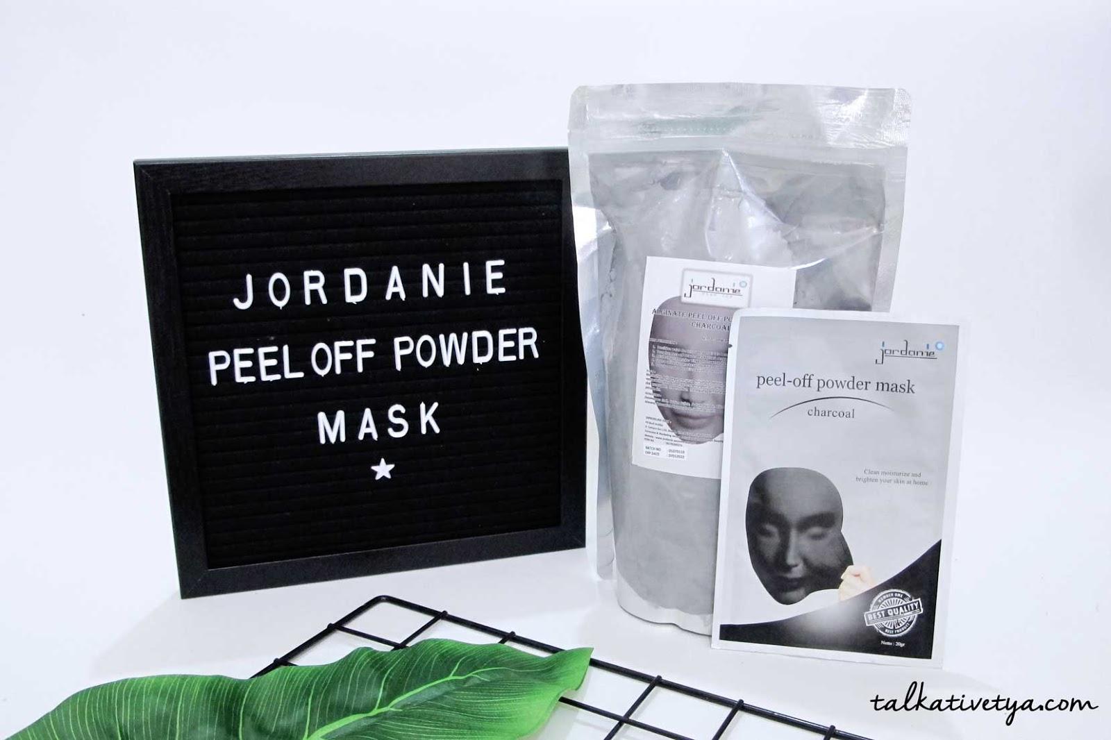masker jordanie charcoal
