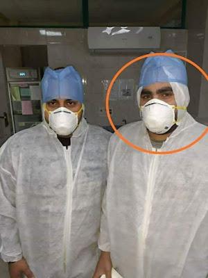 تعرف على رساله من اول حالة مصابة بفيروس كورونا في سيدي سالم