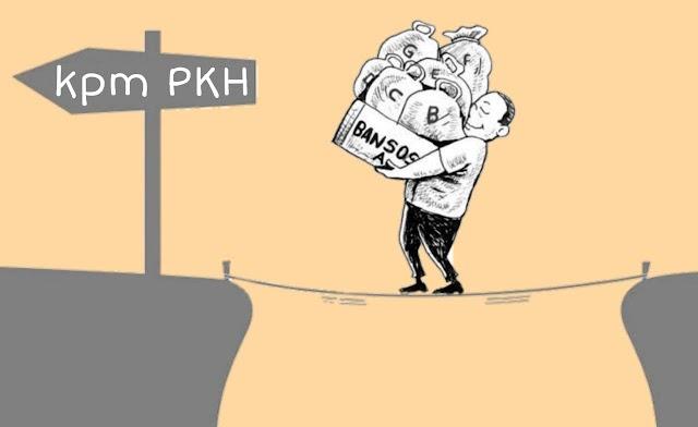 Tambahan Beras 10kg Sudah Mulai Dibagikan, Bantuan PKH Tahap 3 'dah sampe mana ?'