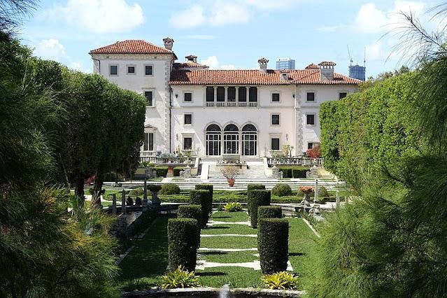 Vizcaya Museums Miami (Florida), USA