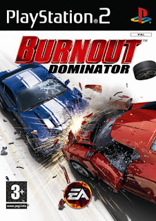 Burnout Dominator PAL PS2