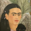 Frida Kahlo ( I CHOOSE THIS PICTURE FOR PERSONAL)