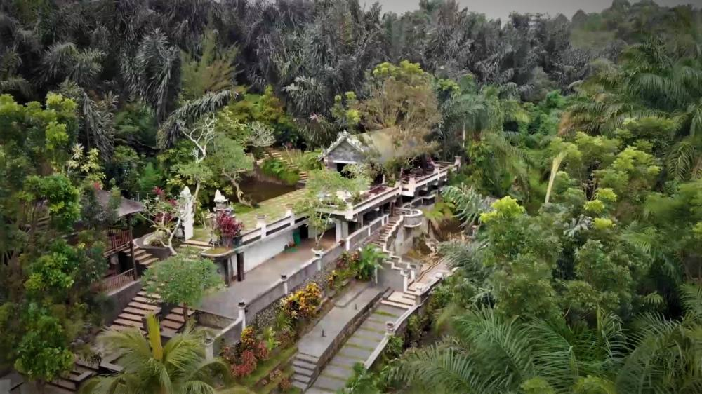 Wisata T Garden Medan