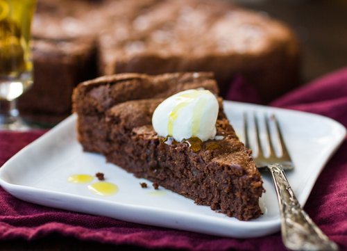 Easy Banana Cake Recipe With Olive Oil