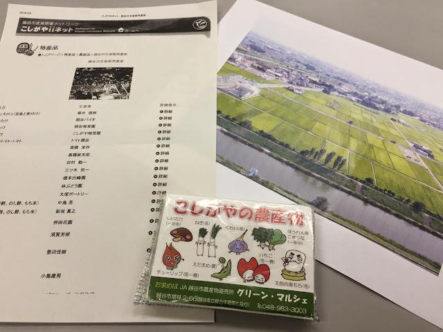 こしがや田んぼアート2014(第2回絵柄検討会)