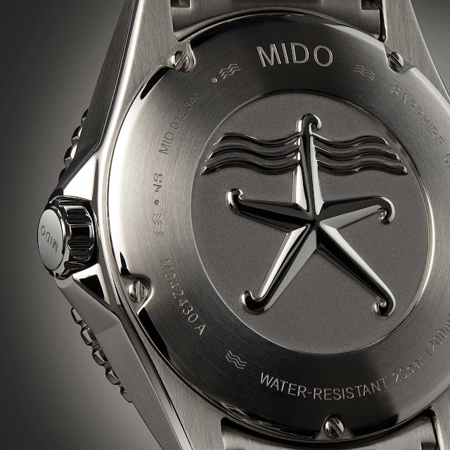 Mido Ocean Star 200C