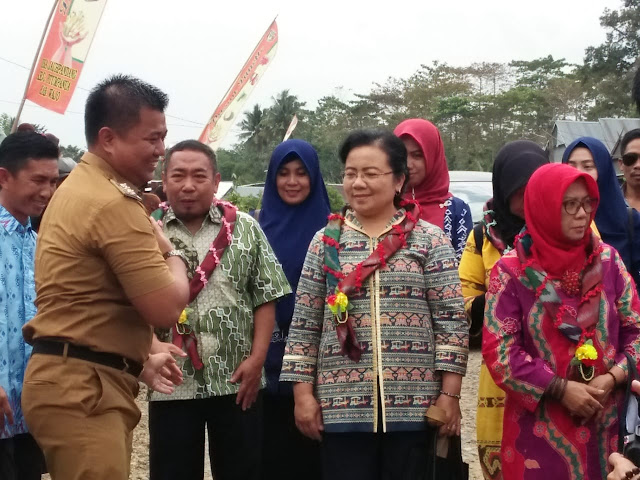 Kecamatan Pitumpanua Kembali Torehkan Prestasi di Tingkat Provinsi