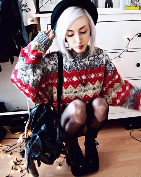 Outfits lindos para ir a las novenas de navidad