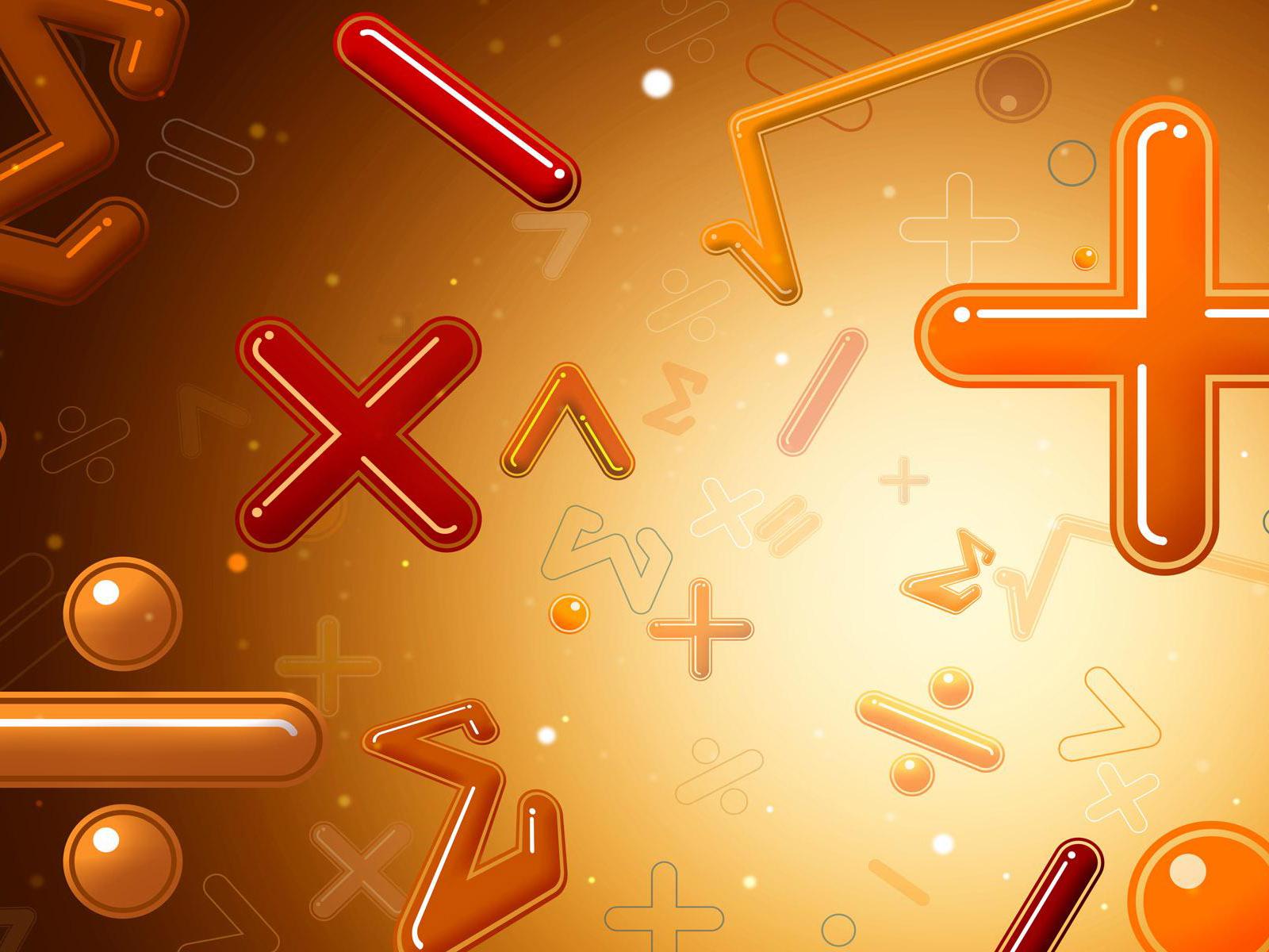 Math PPT Design Backgrounds - PPT Backgrounds Templates