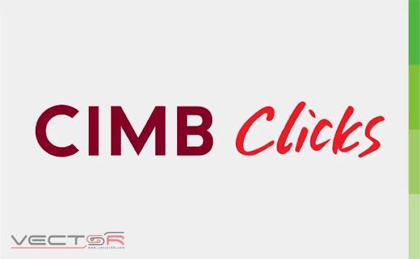 CIMB Clicks Logo - Download Vector File CDR (CorelDraw)