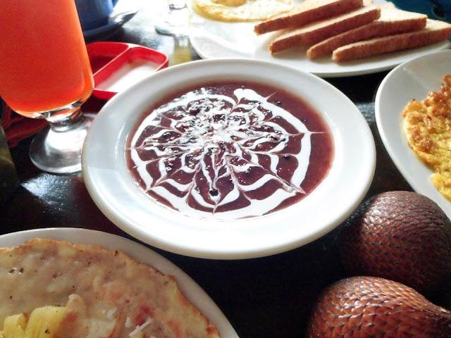 Kue Tradisional Indonesia Khas Bali, Bubuh Injin