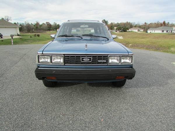 1980 Toyota Corona Station Wagon | Auto Restorationice