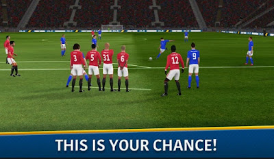 Screenshot Dream League Soccer 2018 Mod Apk