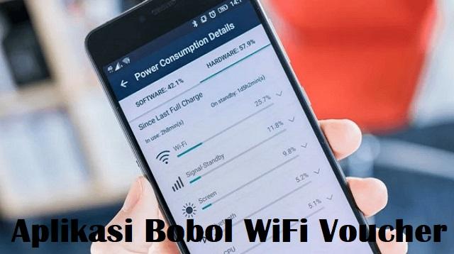 Aplikasi Bobol Wifi Voucher