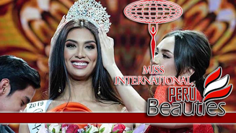 Bea Patricia Magtanong es Miss International Philippines 2019