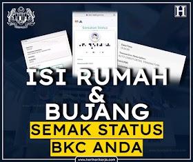 BKC sudah mula dikreditkan secara berperingkat, Semak Status BKC Anda