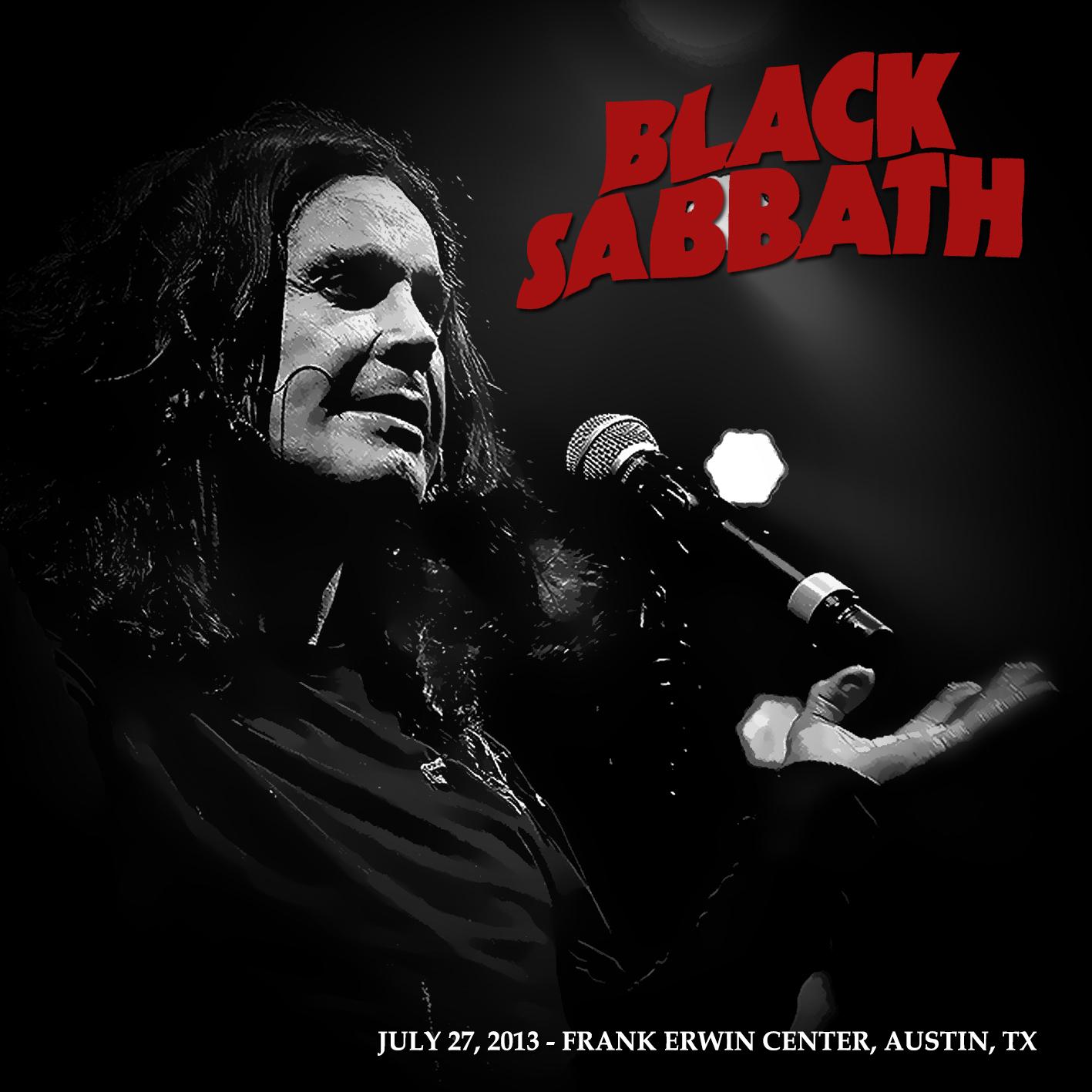 black sabbath 2013 07 27 austin tx epresley source guitars101 guitar forums. Black Bedroom Furniture Sets. Home Design Ideas
