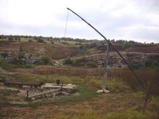 In Dobrogea, Adancata,