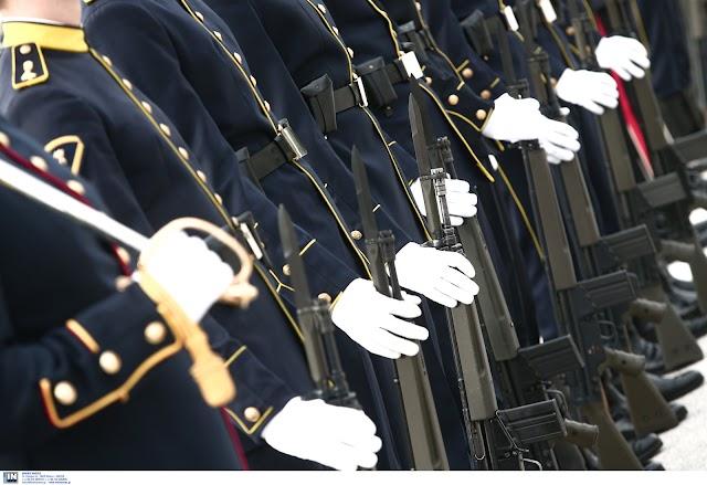 Τέλος «καραντίνας» για σπουδαστές Στρατιωτικών Σχολών και στρατευμένους