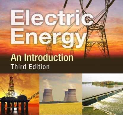 Electric energy