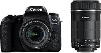 Canon EOS 9000D DSLR Firmware Full Driversをダウンロード