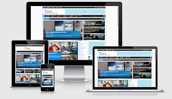 PUREZ V2.0 RESPONSIVE BLOGGER TEMPLATE Premium