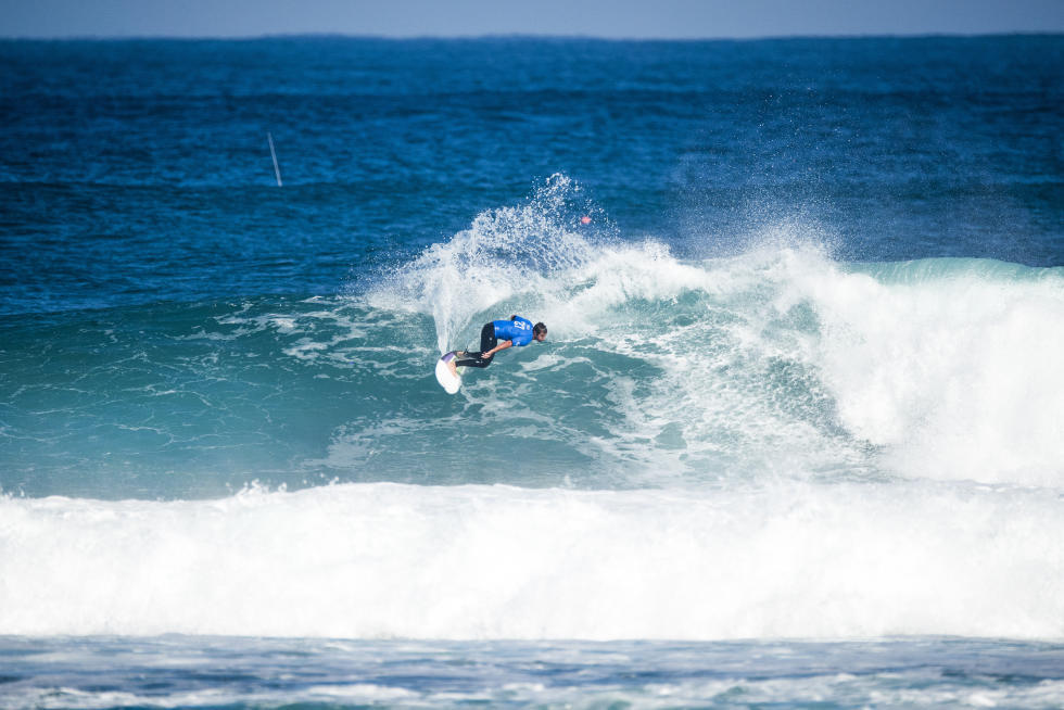 49 Joan Duru rug Aware Margaret River Pro foto WSL Matt Dunbar