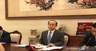 Tiongkok Puas dengan Upaya Indonesia Melindungi Warga Asing