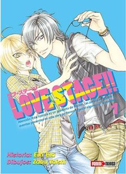 Love Stage!! 1- Eiki Eiki y Zaou Taishi